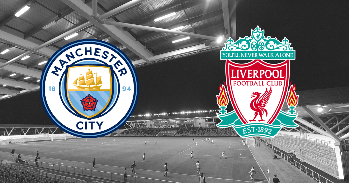Manchester City vs Liverpool. Starting Lineups - Vivaro News