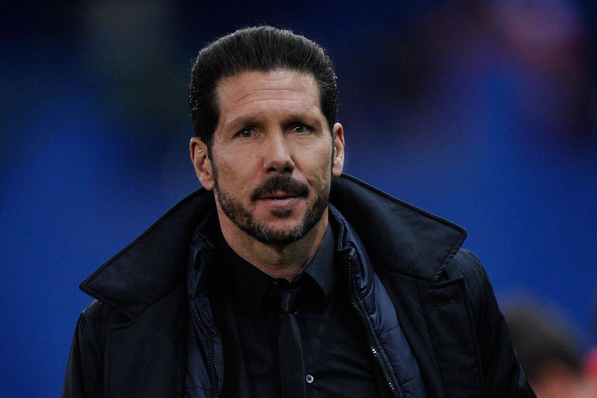 Simeone admits he's interested in coaching Argentina further along in his career
