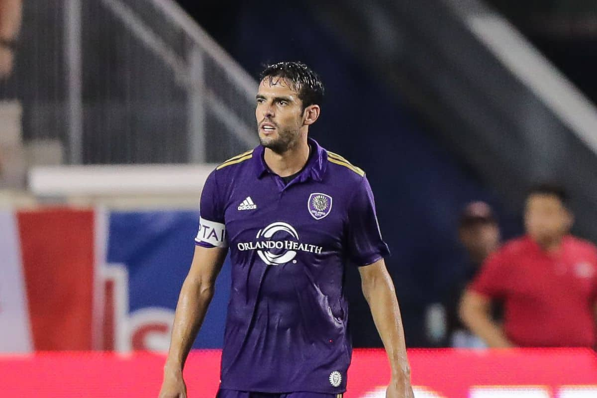 Kaka has announced that he will not return to Orlando City when his three-year contract expires
