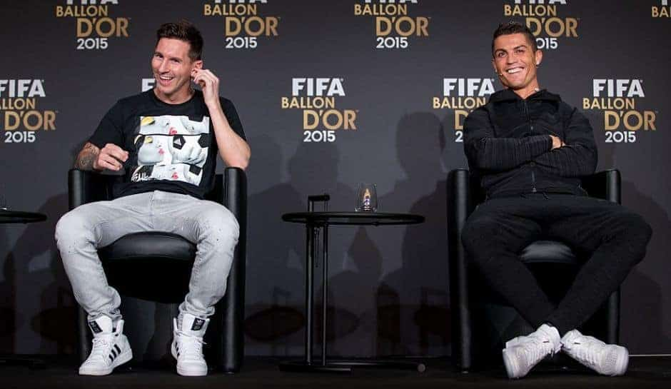 Lionel Messi Cristiano Ronaldo - TOP 3 reasons why Ronaldo and Messi will not slow down