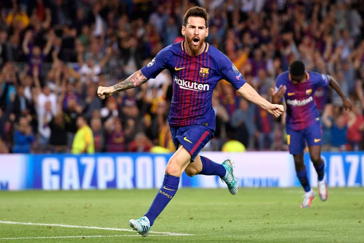 846141966.0 - Messi signs new deal