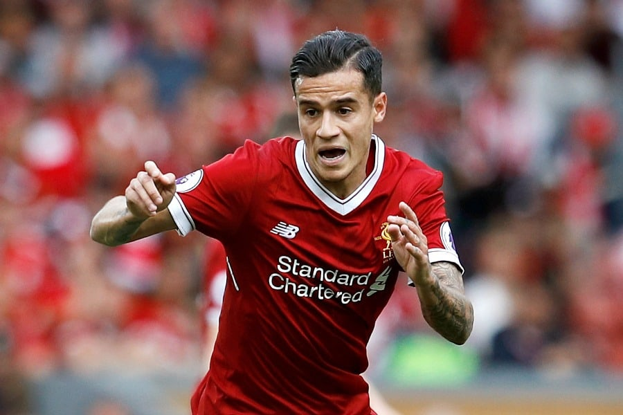 Coutinho Liverpool - Coutinho happy at Liverpool