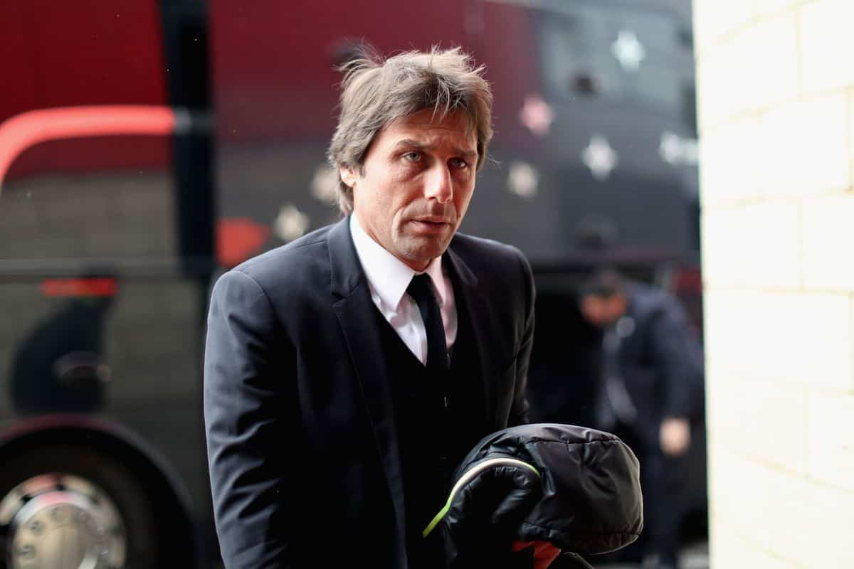 624611094.0 - Antonio Conte: 'We will fight against speculation about my Chelsea future'