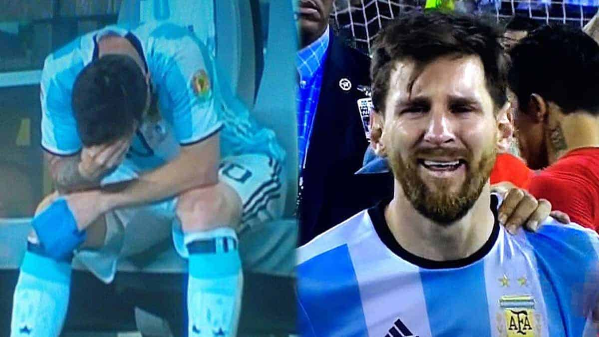 Messi - Argentina 2018 World Cup away kit leaked (Photos)
