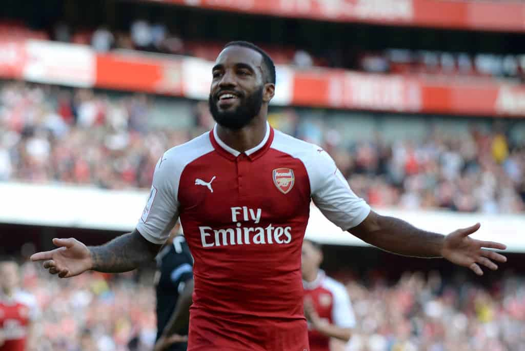 laca 1 - BREAKING. Alexander Lacazette ruled out for up to six weeks