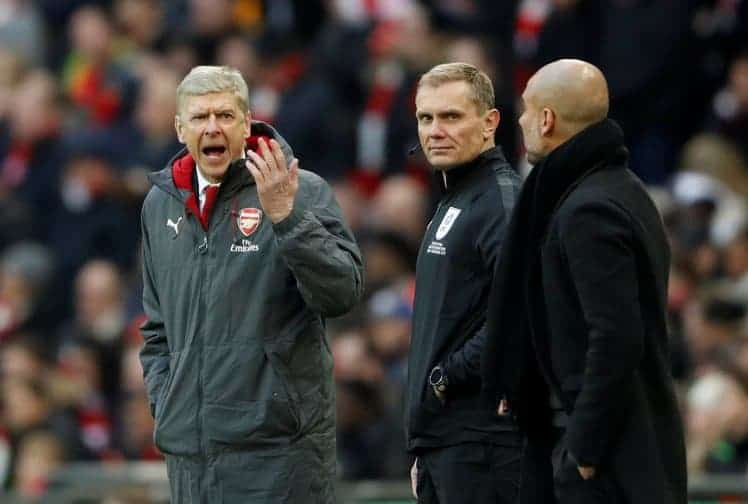 momentt - Time's up, Sir. 5 reasons why 'Wenger out' is truth