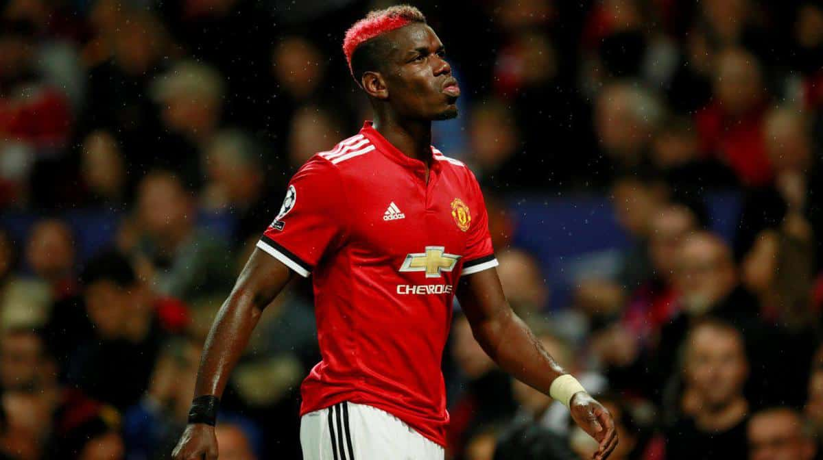 paul pogba injury 0 - Paul Pogba included in Manchester United squad to face Sevilla