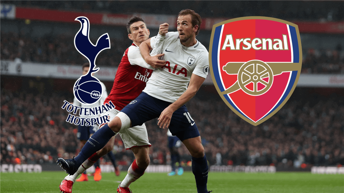 tpt - Tottenham vs Arsenal: North London derby combined XI