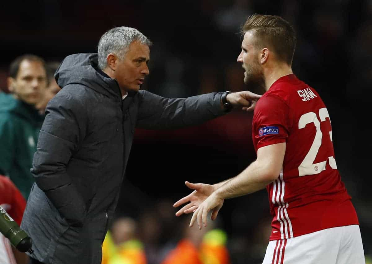 Daily Mail: Chelsea will free Luke Shaw - Vbet News