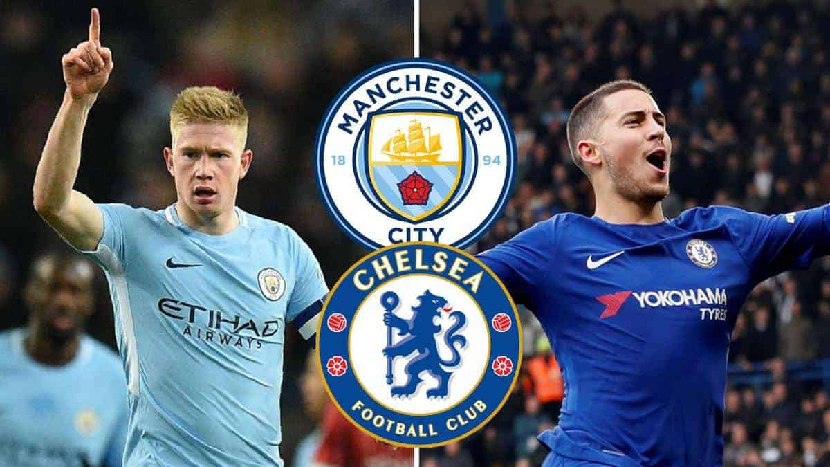 Manchester City-Chelsea: Upcoming Match In Numbers