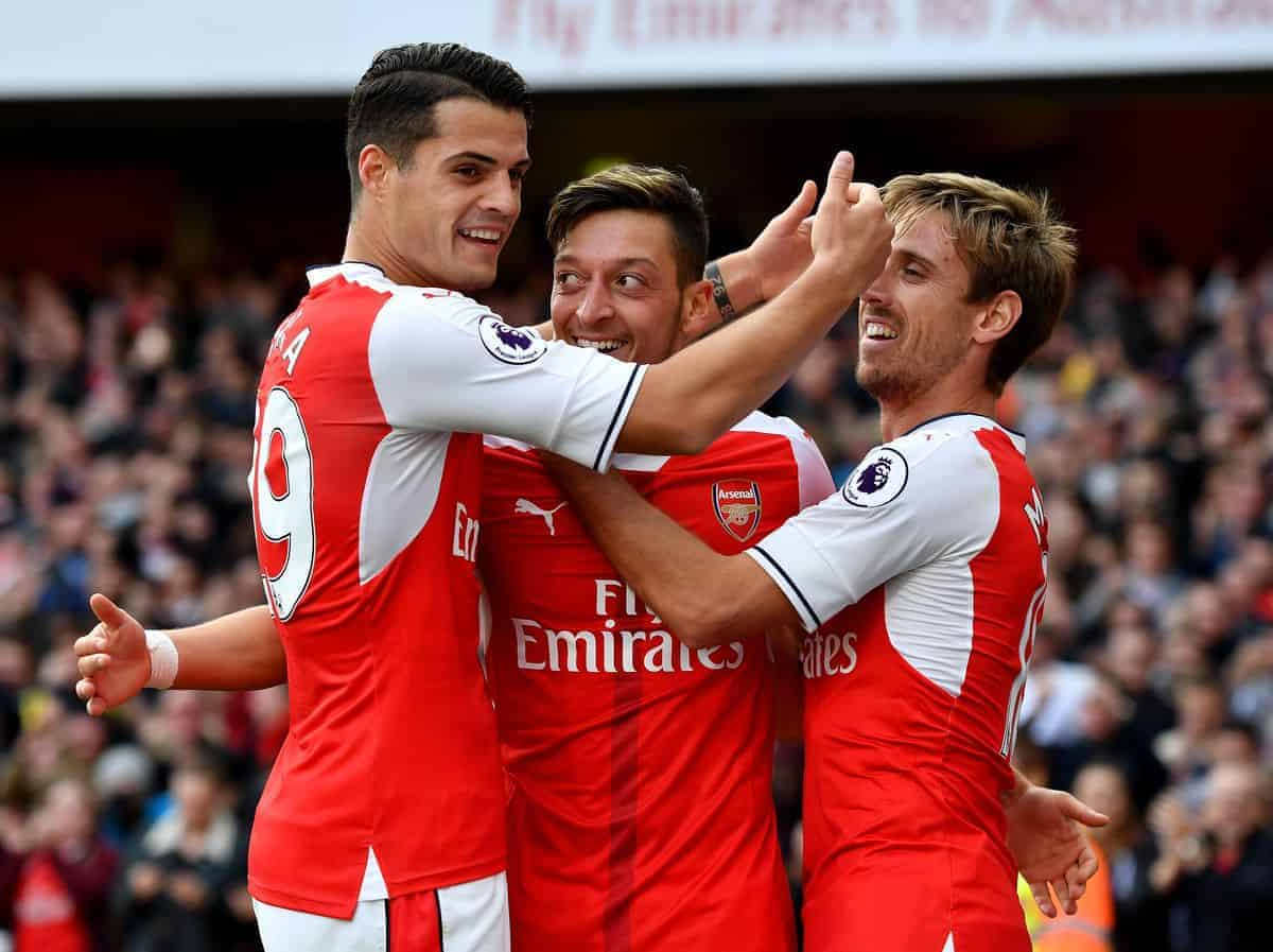 SHOCKING: Arsenal to have players in every group in World
