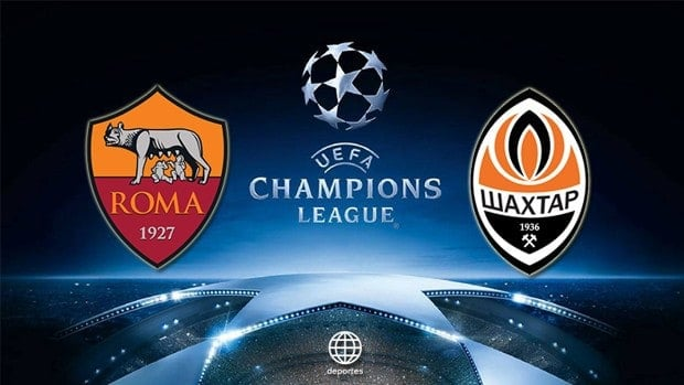 futbol mundial roma vs shakhtar donetsk vivo directo online champions league n313801 620x349 450287 - Roma vs Shakhtar: Preview in numbers