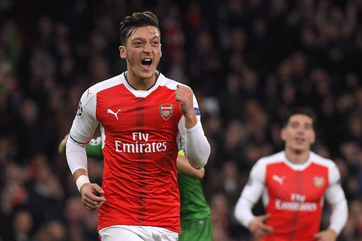 mesut ozil arsenal 2 e1479385301488 - Why Ozil signed new contract? German reveals why