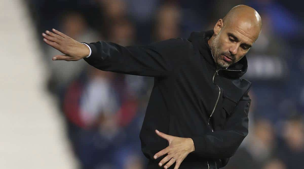 pep guardiola fb - Manchester City 'won't spend big' this summer
