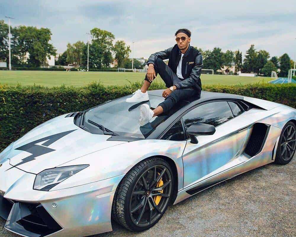 ca18067073e3c7 It's simple, famous football players earn so much money that they can have  elite lifestyle. Now days almost everyone talking about the cars with which  the ...
