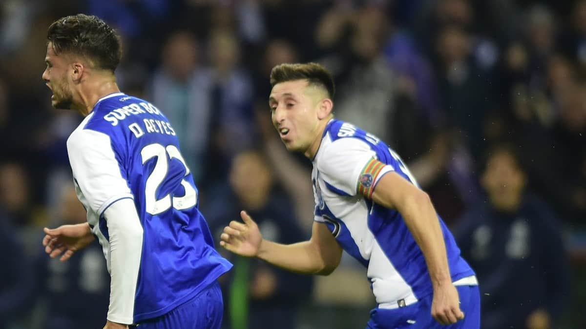 770a9c1ec2b Hector Herrera to join Premier League club - Vbet News