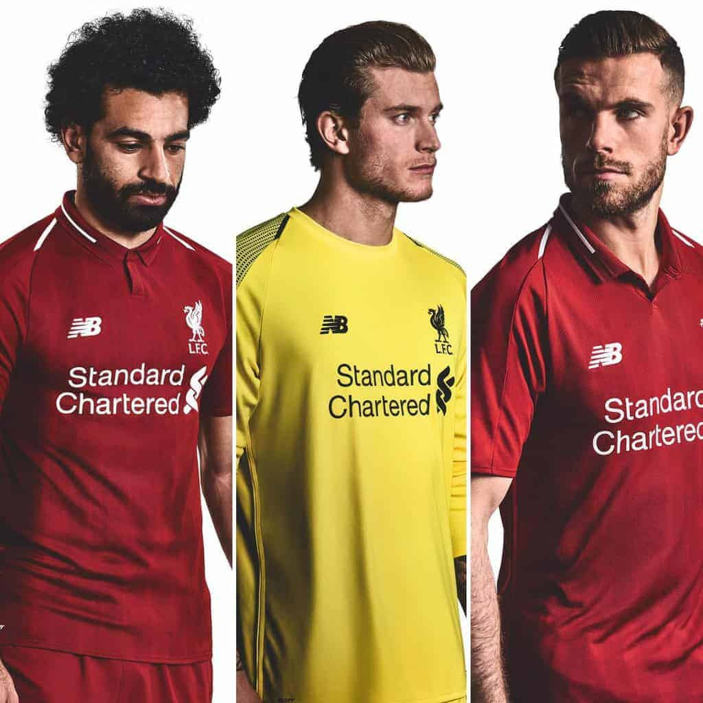 Lucas Moura Goal Celebration: Liverpool's New Kit: How Does It Look Like? (Photo)