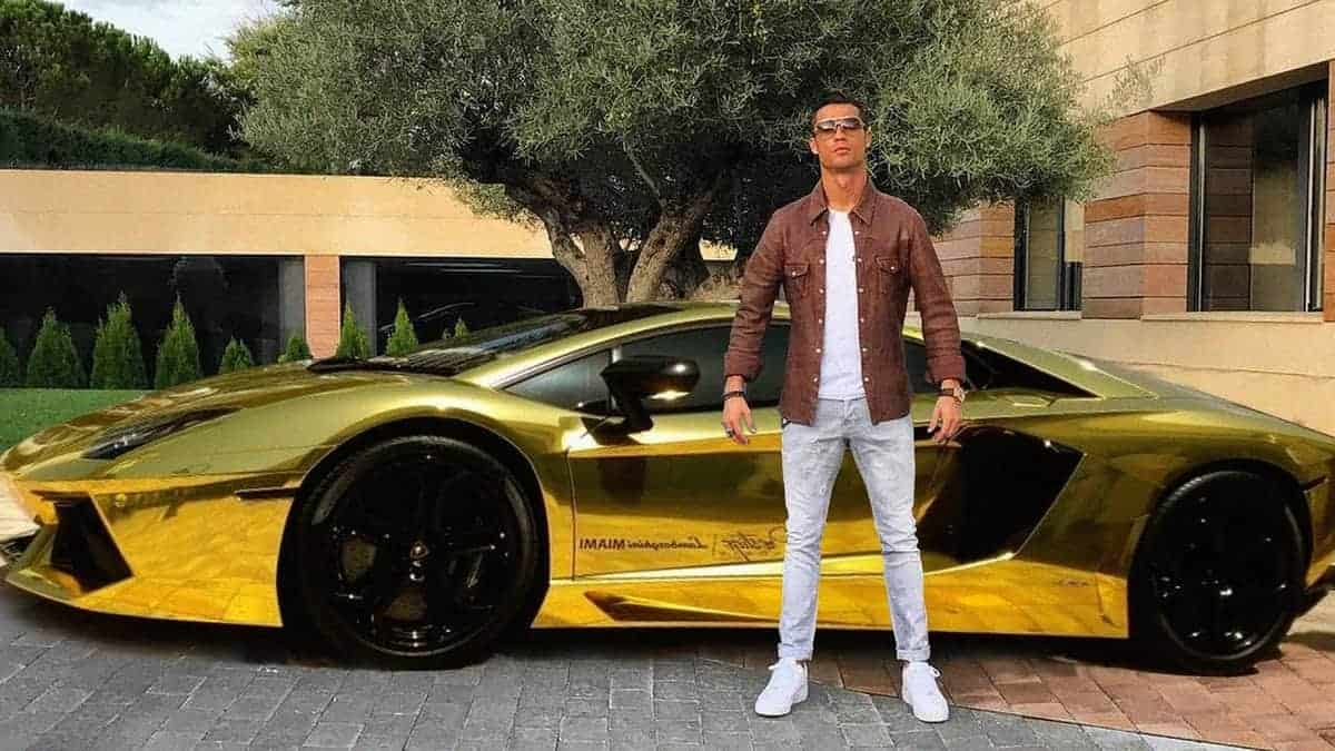 maxresdefault 7 - Cristiano Ronaldo and his luxury car collection