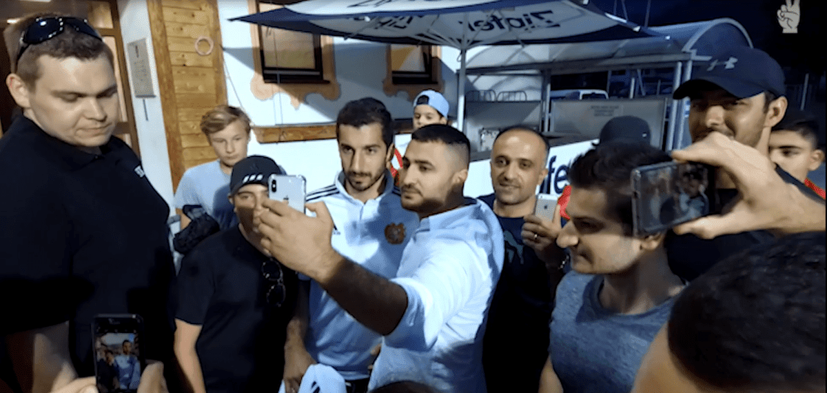 Capture 20 - EXCLUSIVE: Armenians fans with Henrikh Mkhitaryan in Austria (VIDEO)