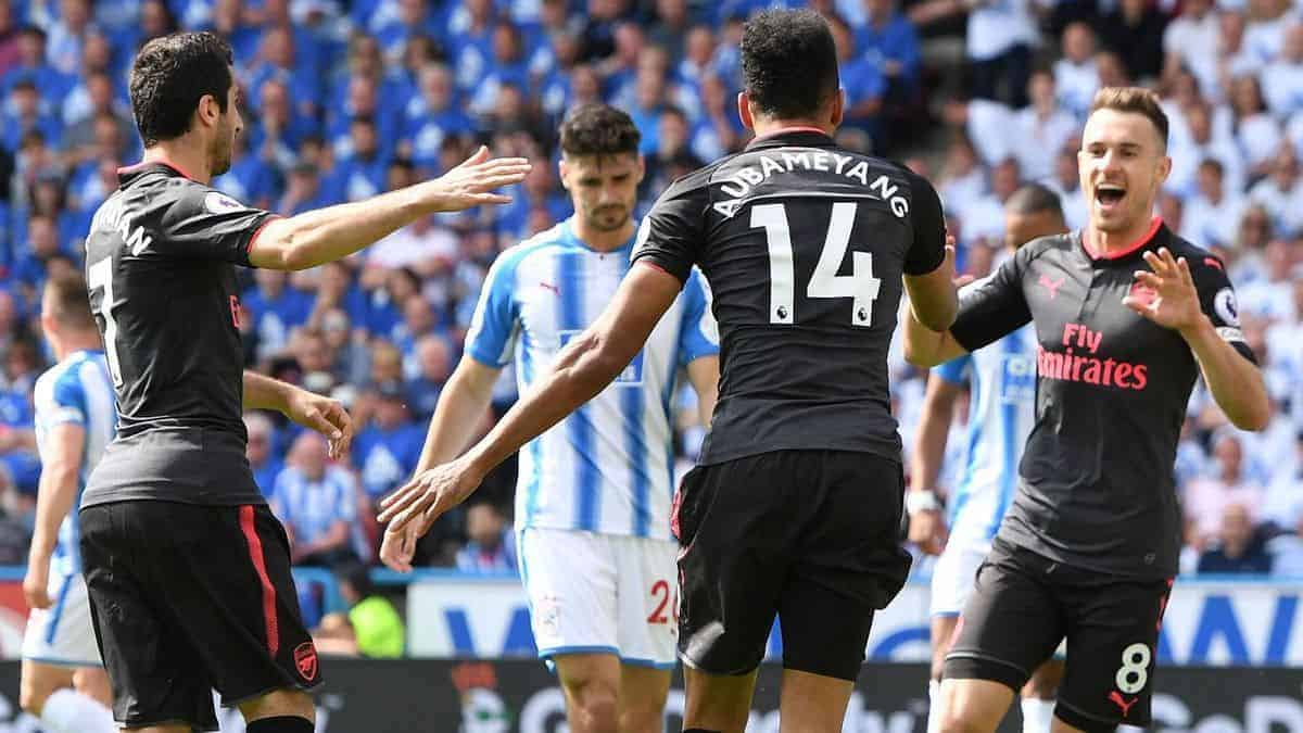 Huddersfield Vs Arsenal: Huddersfield Vs Arsenal: Players Ratings By Whoscored