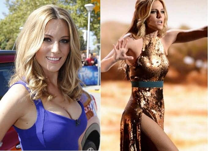 edurne - TOP 10 Hottest Wags Going to FIFA World Cup 2018