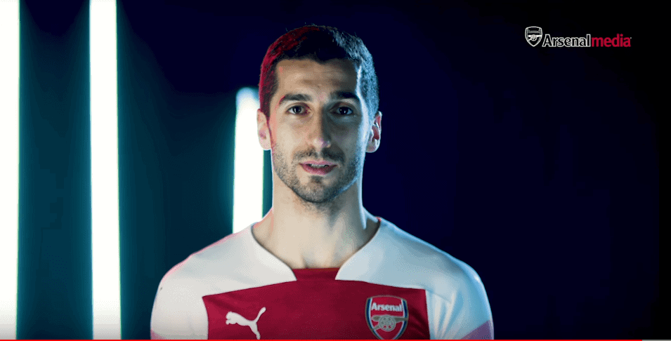 """miki - """"I was asking my mother to wake me up for the games"""" Mkhitaryan and teammates, behind the scenes (VIDEO)"""