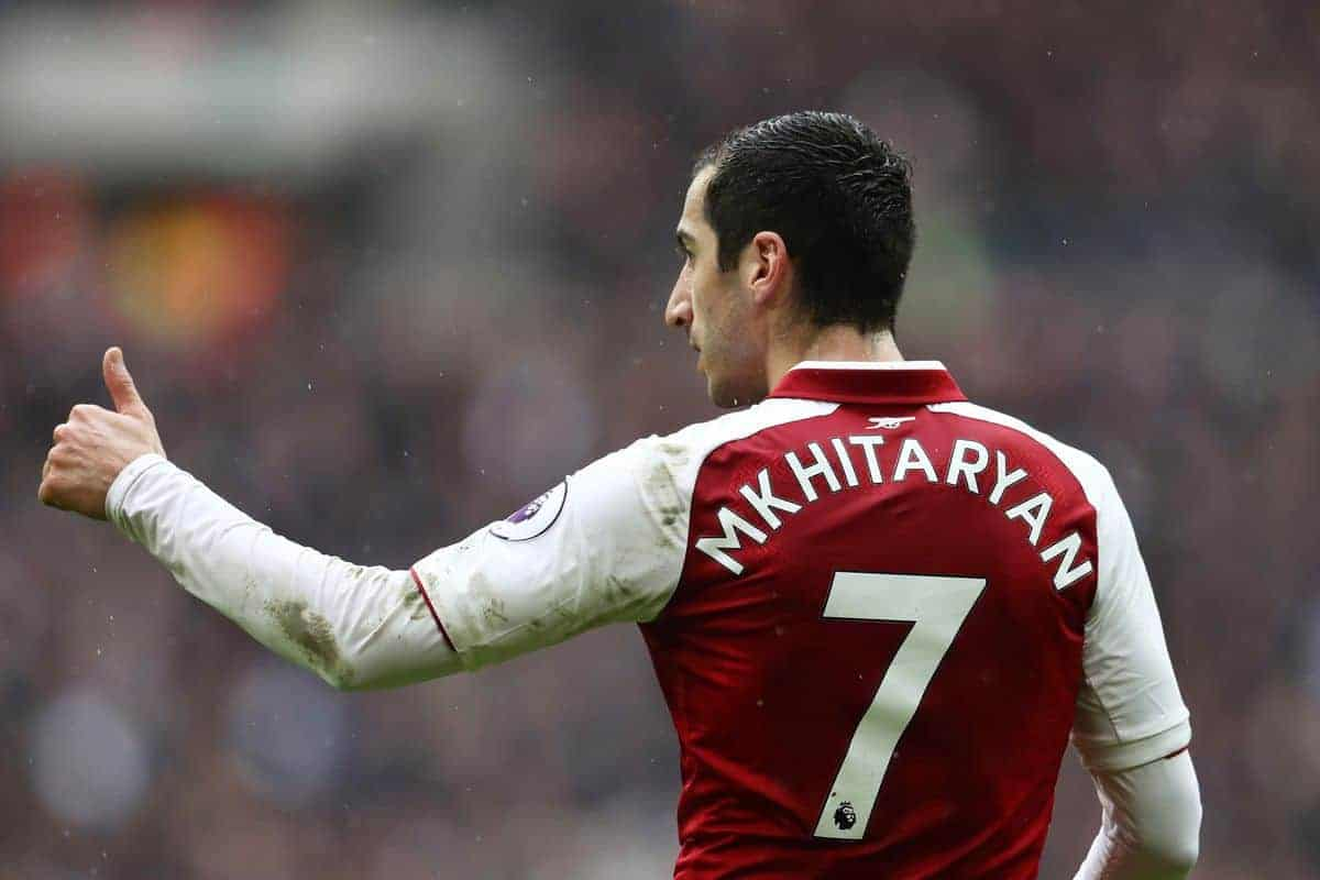 mkhitaryan 1 - Top 10 players of EPL from the smallest countries