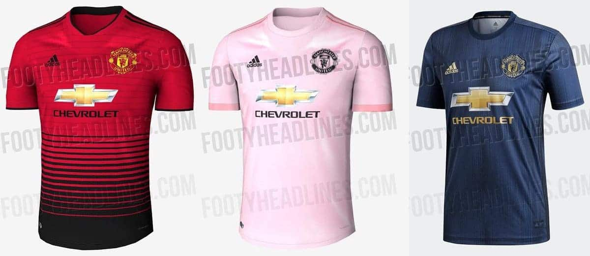 Manchester United revealed their away kit for 2018 19 season (PHOTO ... ce07058ab