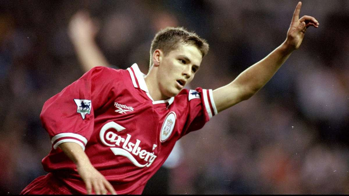 Michael Owen reveals he left Liverpool to join Real Madrid because of Jamie Carragher
