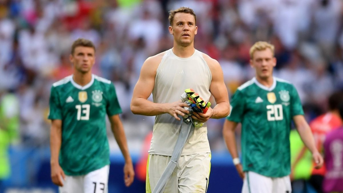 a00d255f857 Manuel Neuer branded disgrace after Germany's shocking World Cup exit