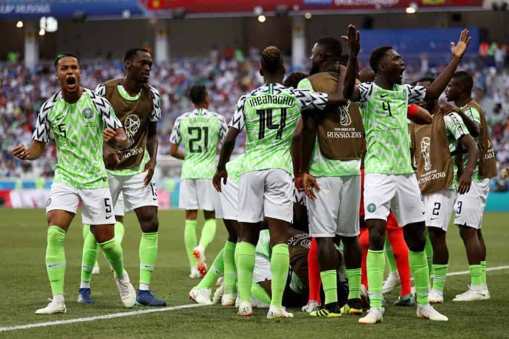 nigeria vs iceland 2 0 all goals and highlights