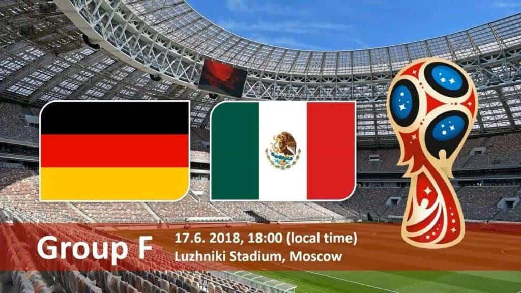 WORLD CUP 2018: Germany vs Mexico starting line-ups ...