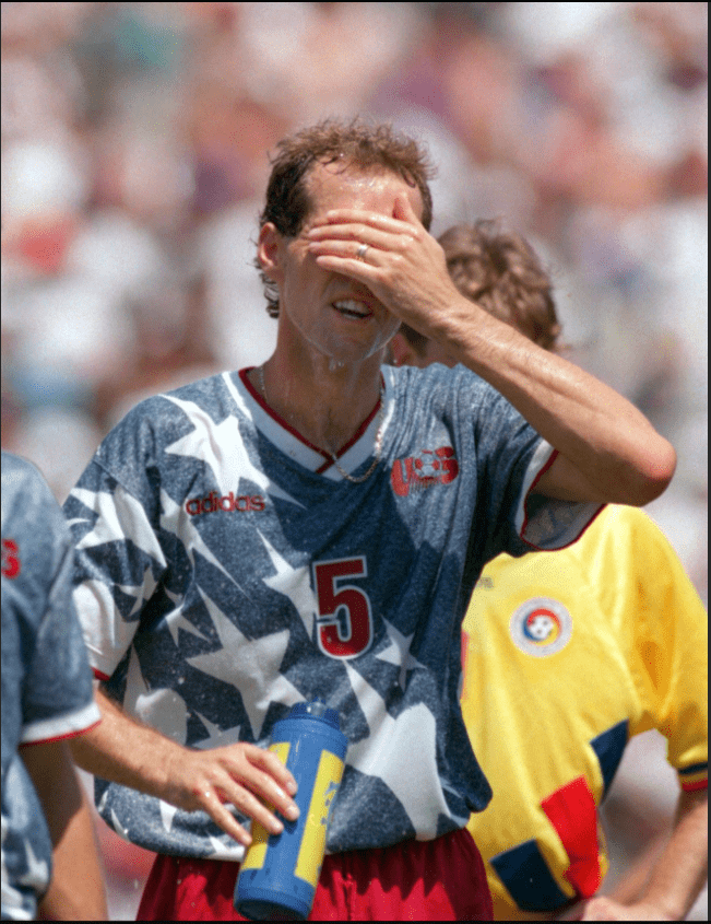 USA - Top 10 Worst World Cup Kits of all-time (PHOTOS)