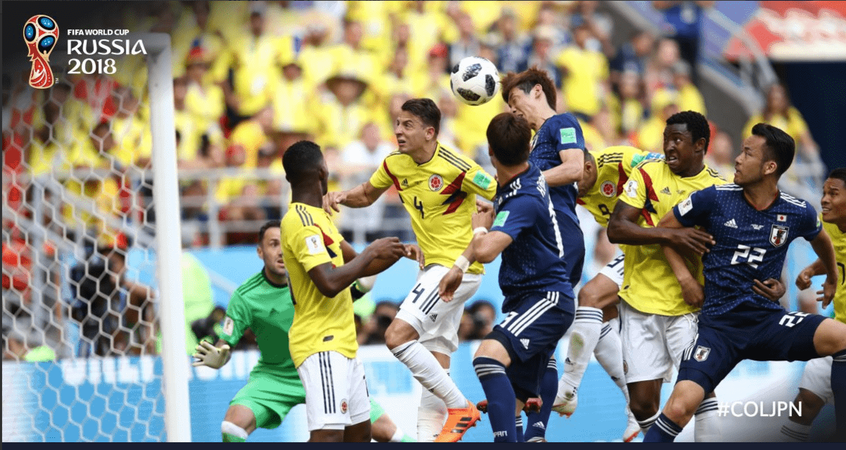 World Cup Colombia 1 2 Japan Who Is Man Of The Match
