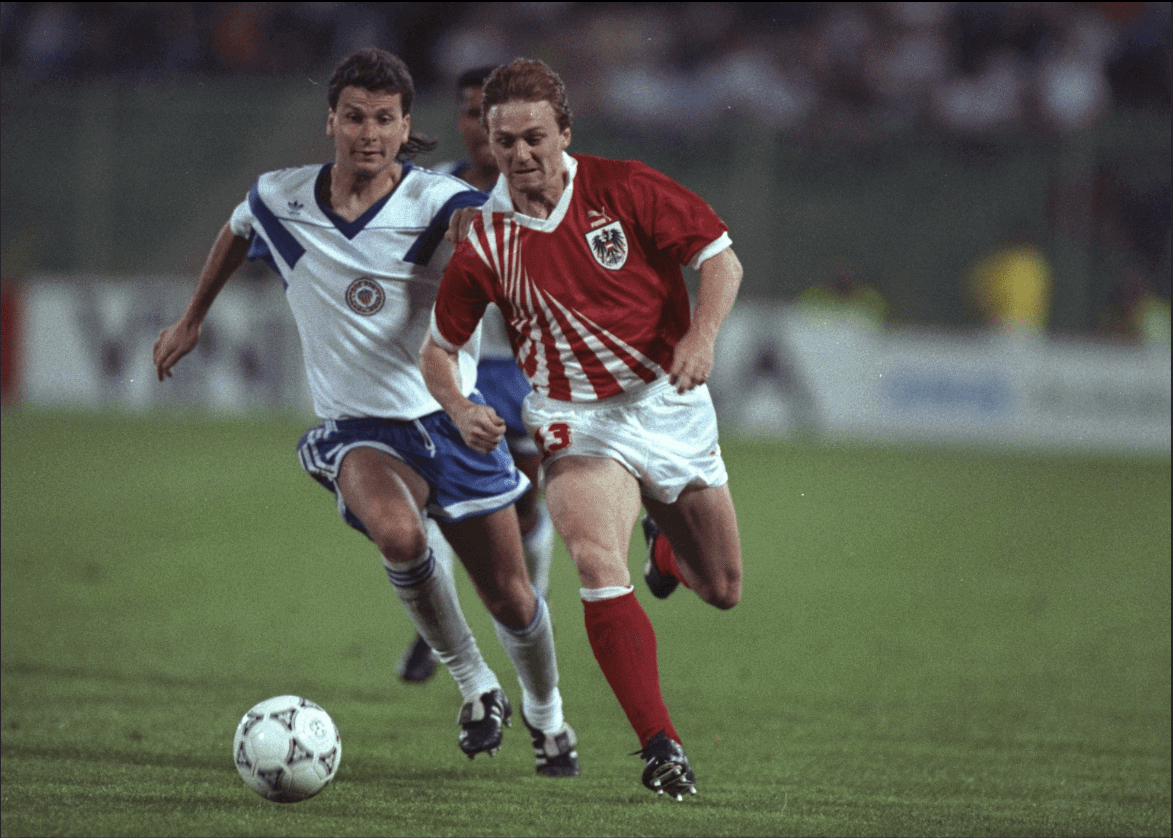 austria - Top 10 Worst World Cup Kits of all-time (PHOTOS)