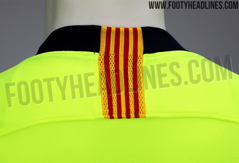 22650c2c9f5 Barcelona new 18-19 away kit leaked  Do you remember a Barcelona ...