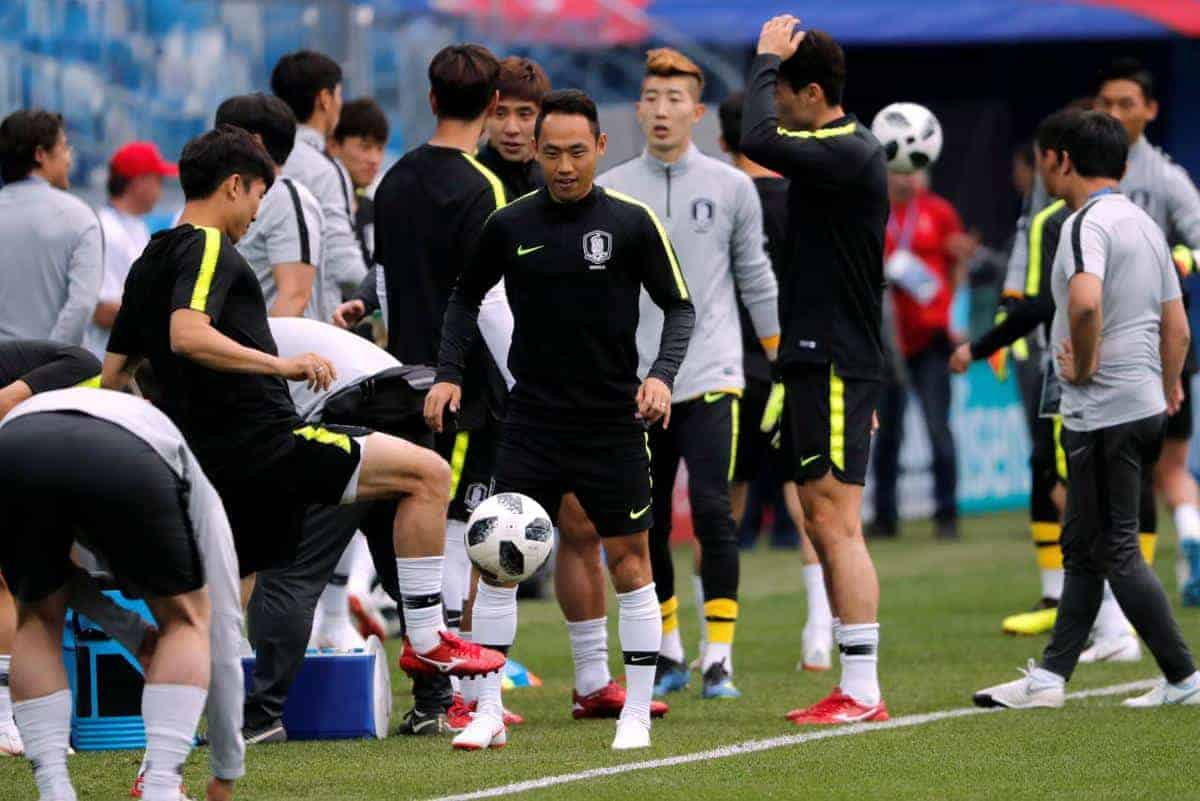 South Korean World Cup team confused a Swedish spy by swapping jerseys South Korean World Cup team confused a Swedish spy by swapping jerseys new images