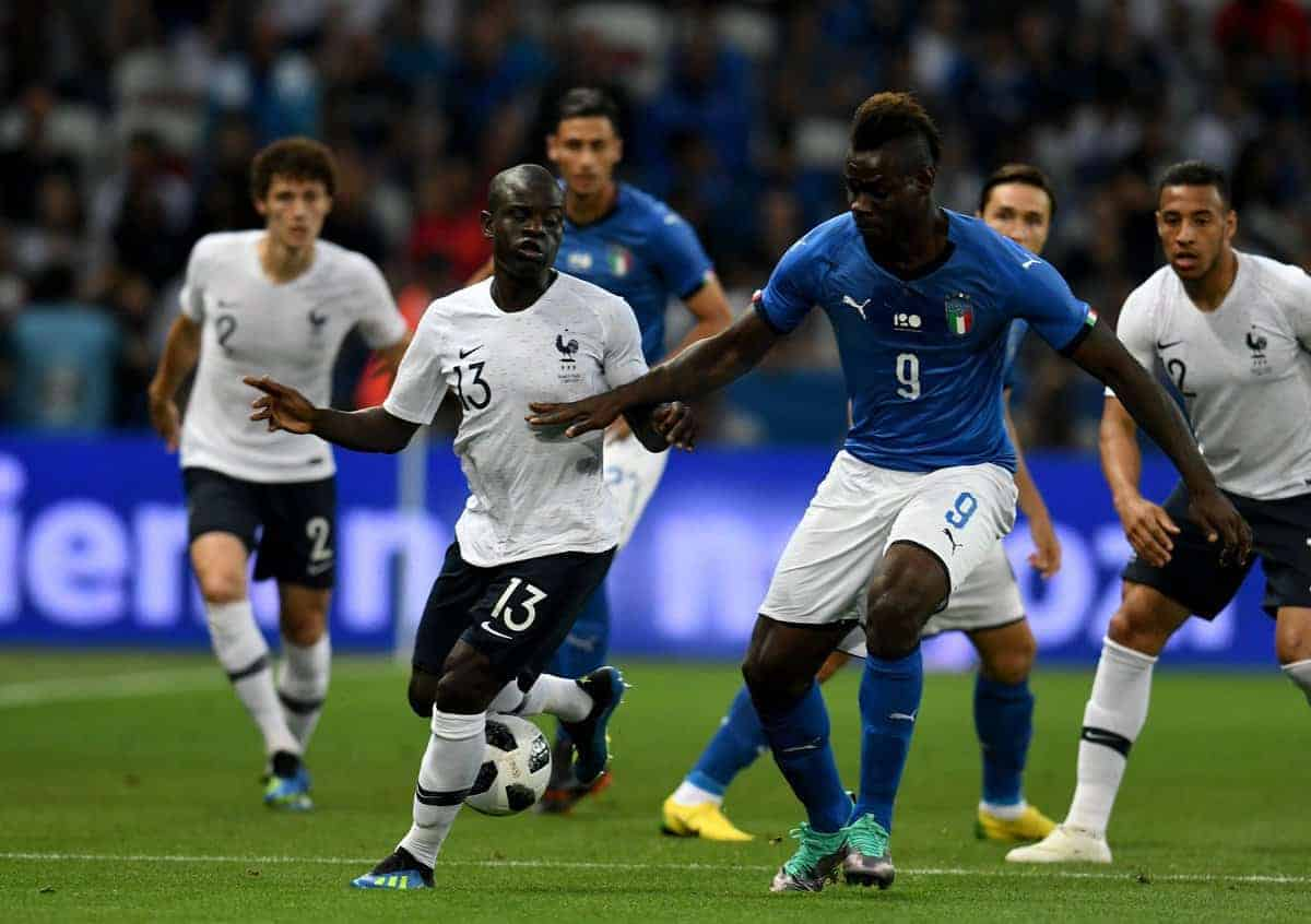 France Vs Italy   All Goals And Highlights Video