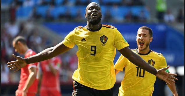 lukaku 4 - TOP 5 players to fight for Golden Boot