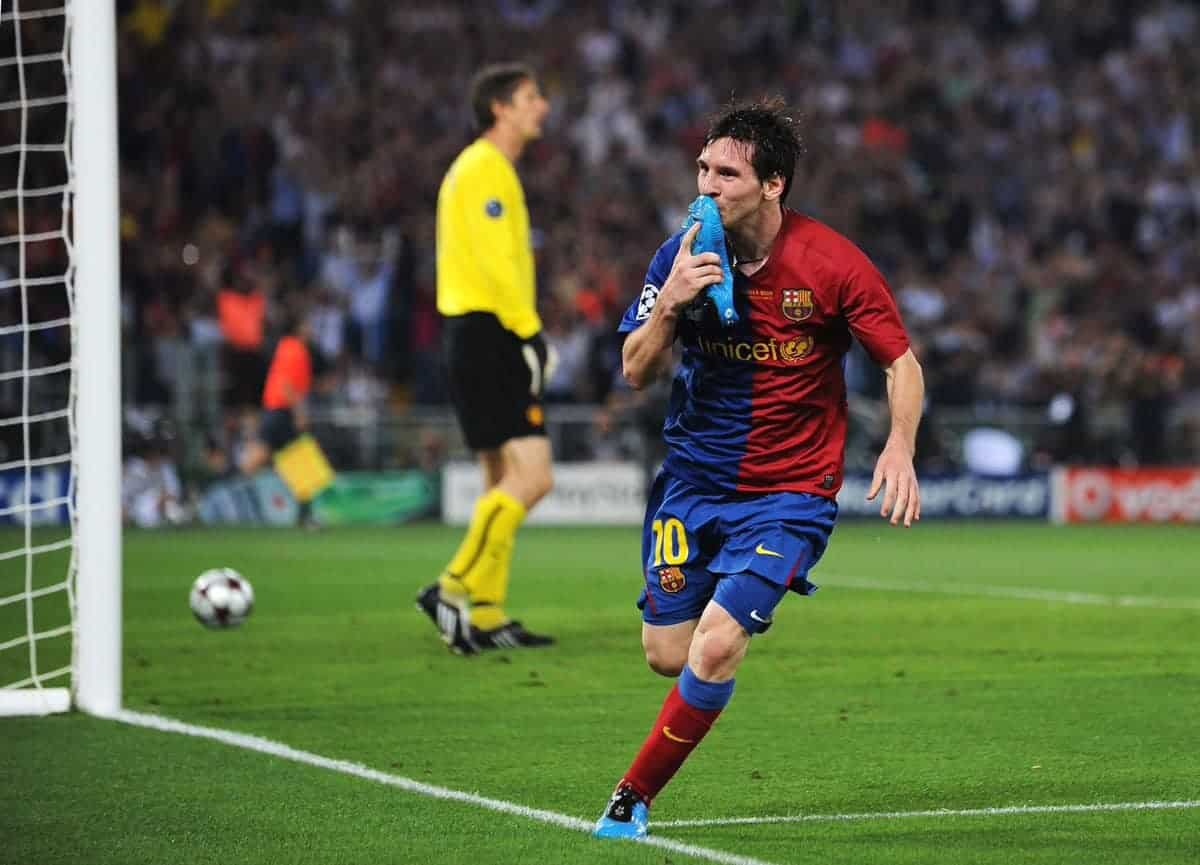 messi 6 - Messi has picked the best goal of his career (VIDEO)