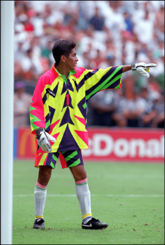mexico - Top 10 Worst World Cup Kits of all-time (PHOTOS)