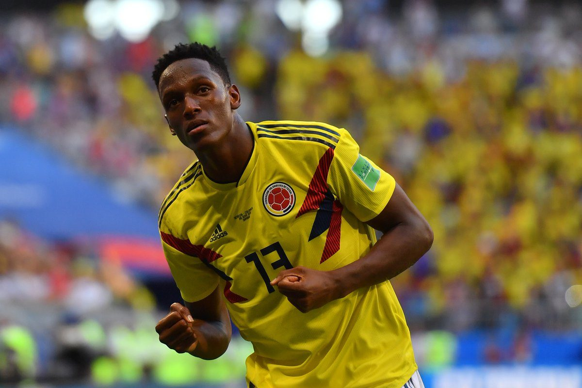 mina 3 1200x800 - Senegal vs Colombia 0-1: All Goals and Highlights (VIDEO)