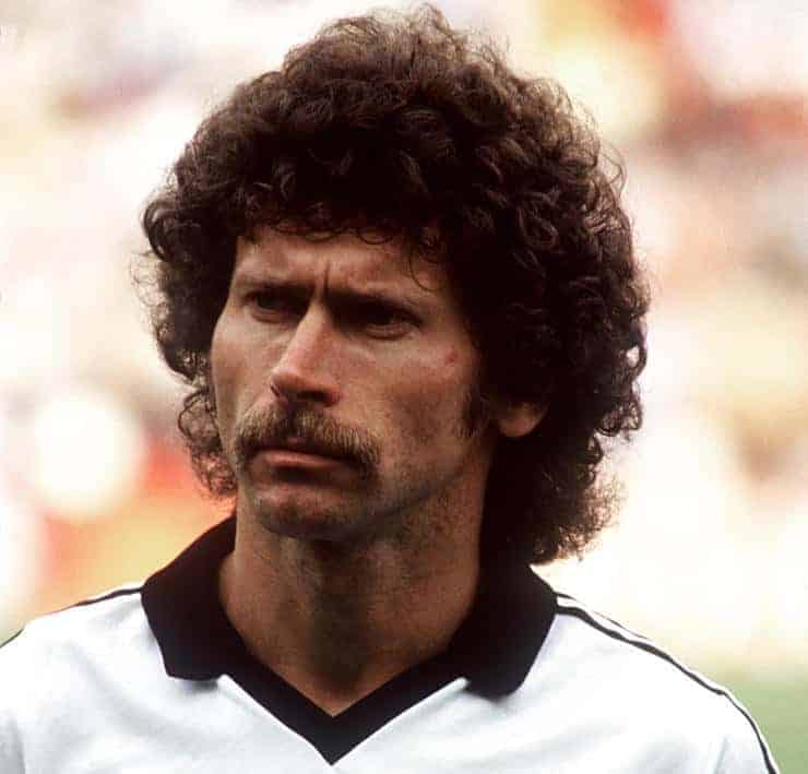 paul breitner - The 10 most iconic World Cup hairstyles of all-time