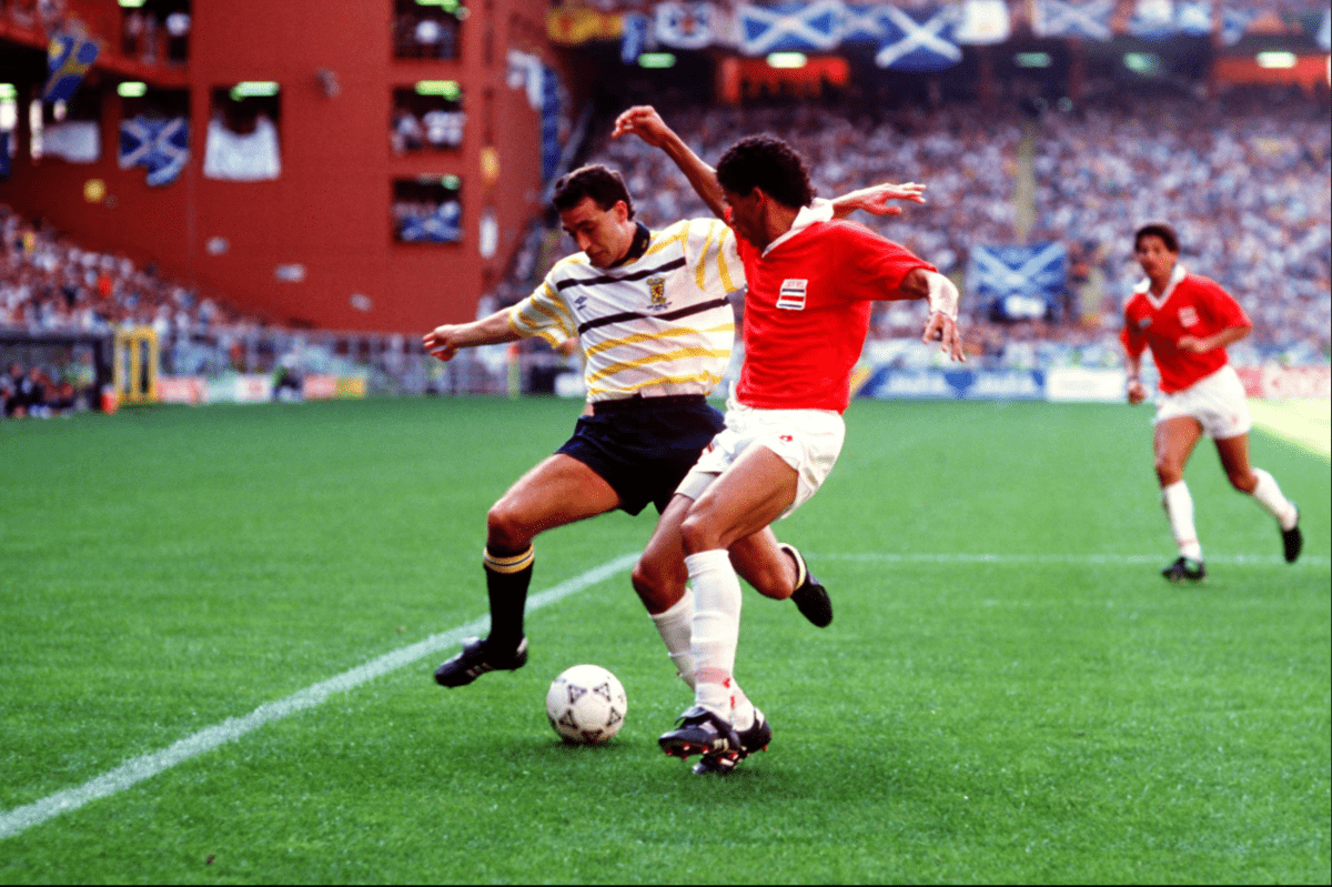 scotland - Top 10 Worst World Cup Kits of all-time (PHOTOS)