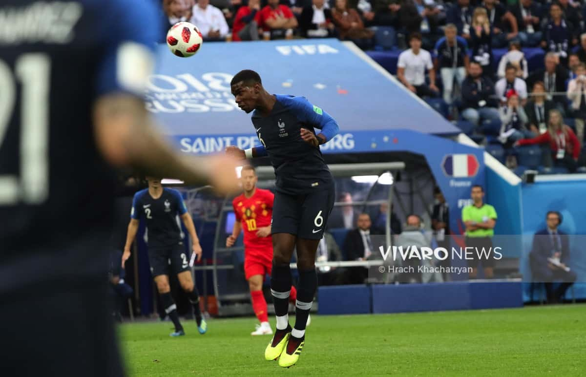 2Z7A9800 1 - France to play in the final: France vs Belgium 1-0: All Goals and Highlights (VIDEO)