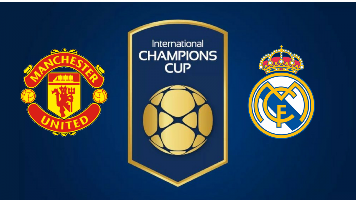 Matchday International Champions Cup 2018 Manchester United Vs