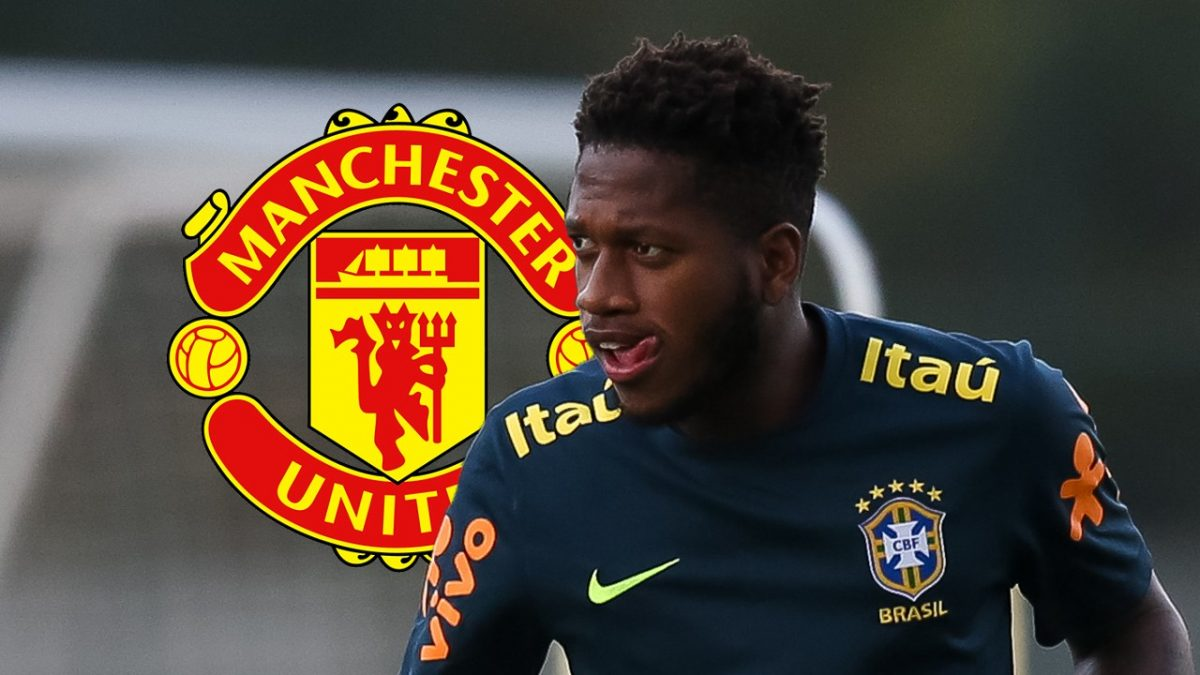 official photos f337e f44d4 BREAKING: Manchester United confirm Fred's shirt number ...