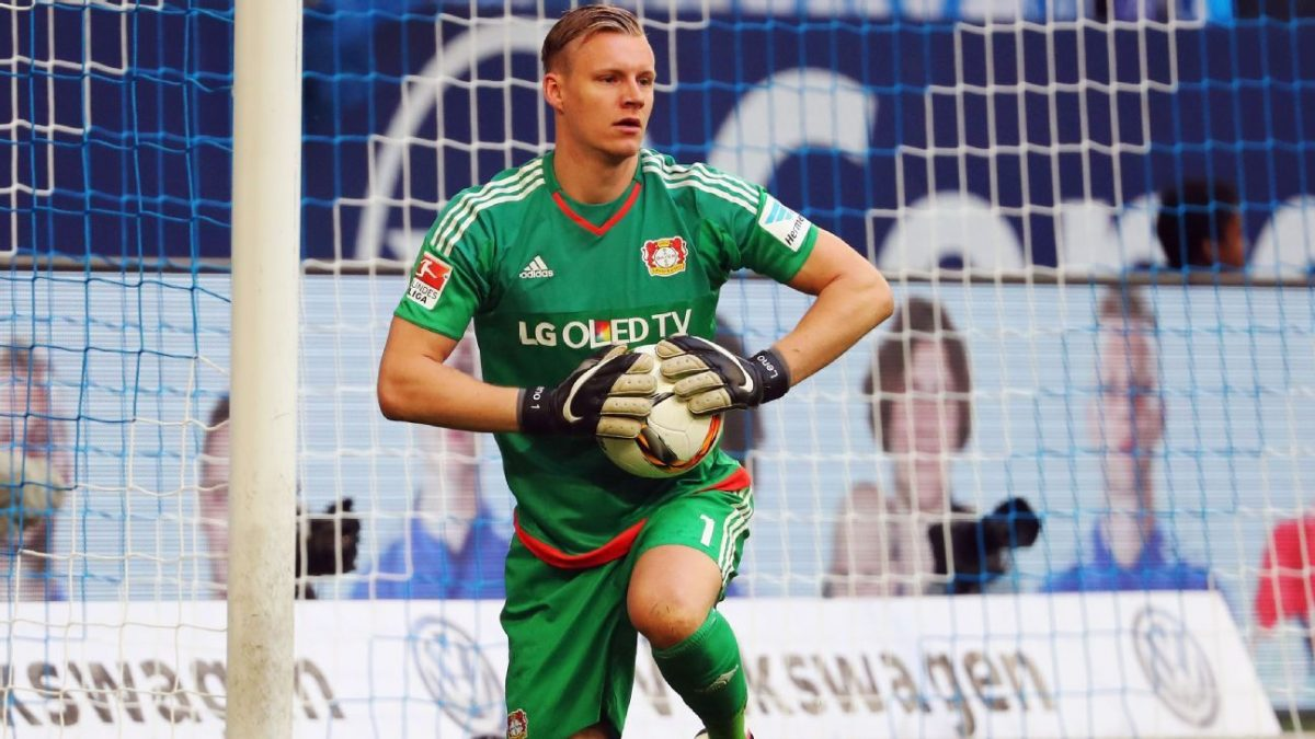 Bernd Leno Reveals Why He Didnt Take No  Jersey