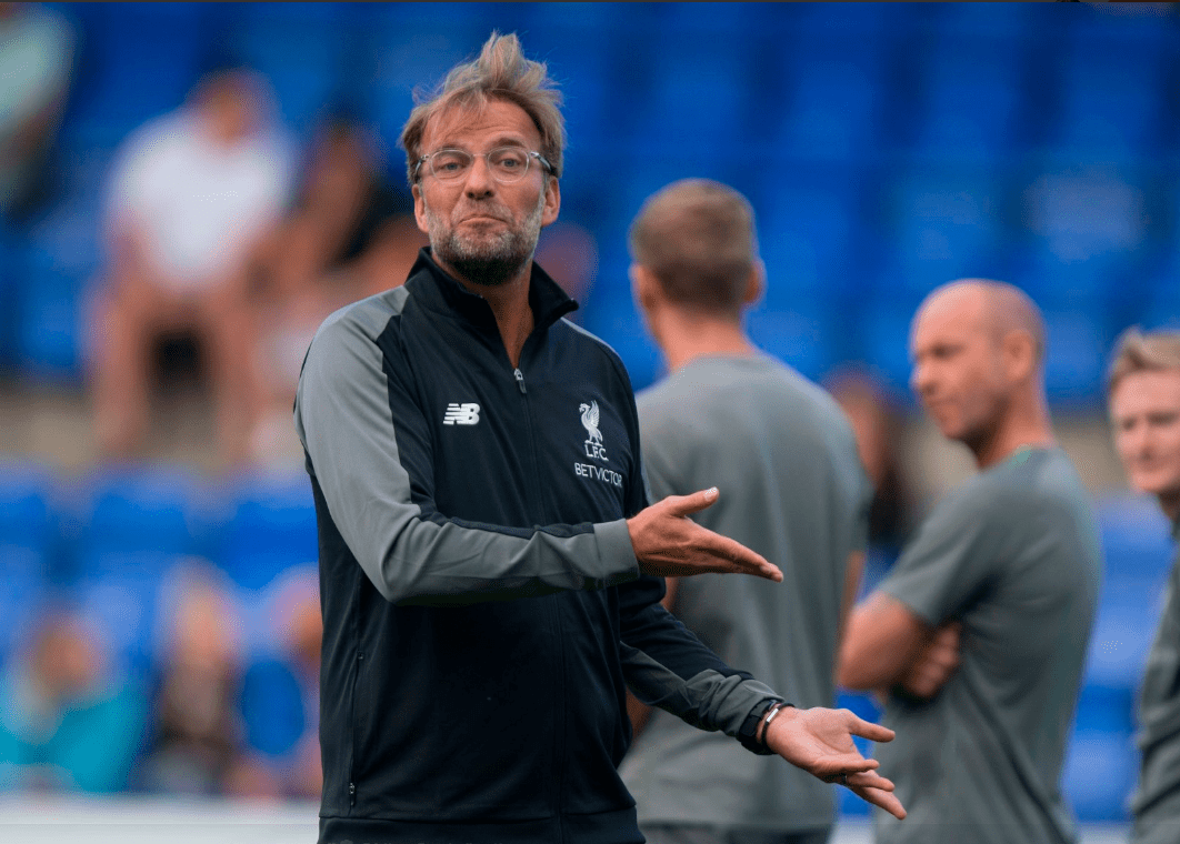 klopp - Liverpool midfielder plans shock Anfield exit