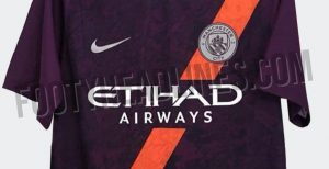51ee72b3e70e ... the Manchester City 2018-2019 third shirt is expected to be launched in  time for the start of the Champions League group stage in September 2018.